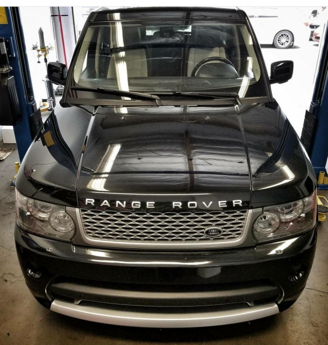 Land Rover sport supercharged