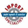 Import Specialties of Columbia - Independent Mercedes-Benz repair shop near 29501