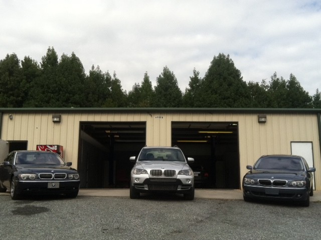 Our Facility at 6910 B Old Statesville Rd Charlotte NC 28269