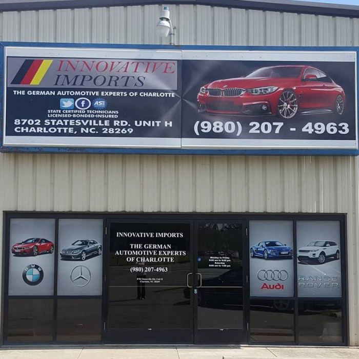 BMW Repair Shops In Kernersville NC Independent BMW Service In - Audi repair charlotte nc