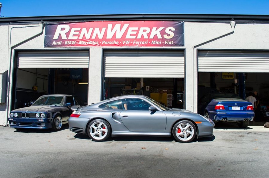 Mercedes benz repair by rennwerks performance inc in for Mercedes benz mechanic miami