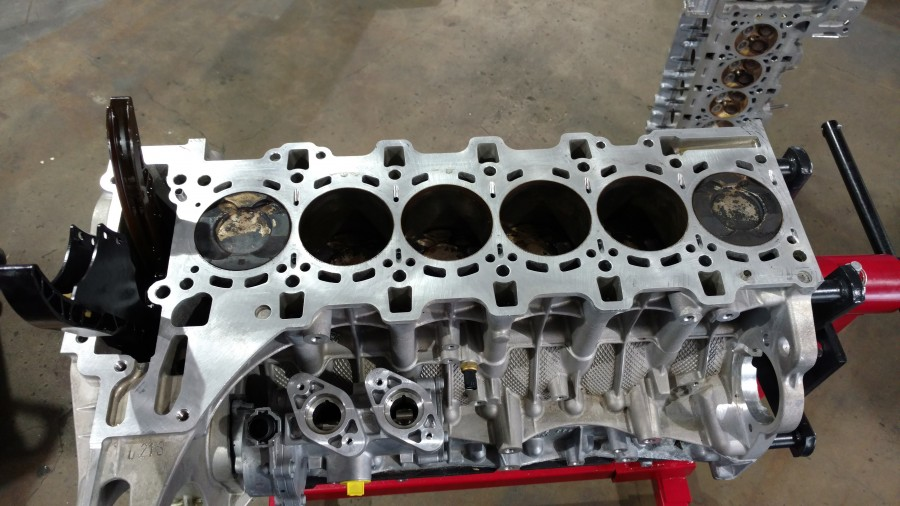 We specialize in N54 engines. We are in development of S55 performance internals.