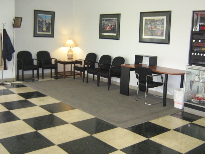 Our Customer Lounge