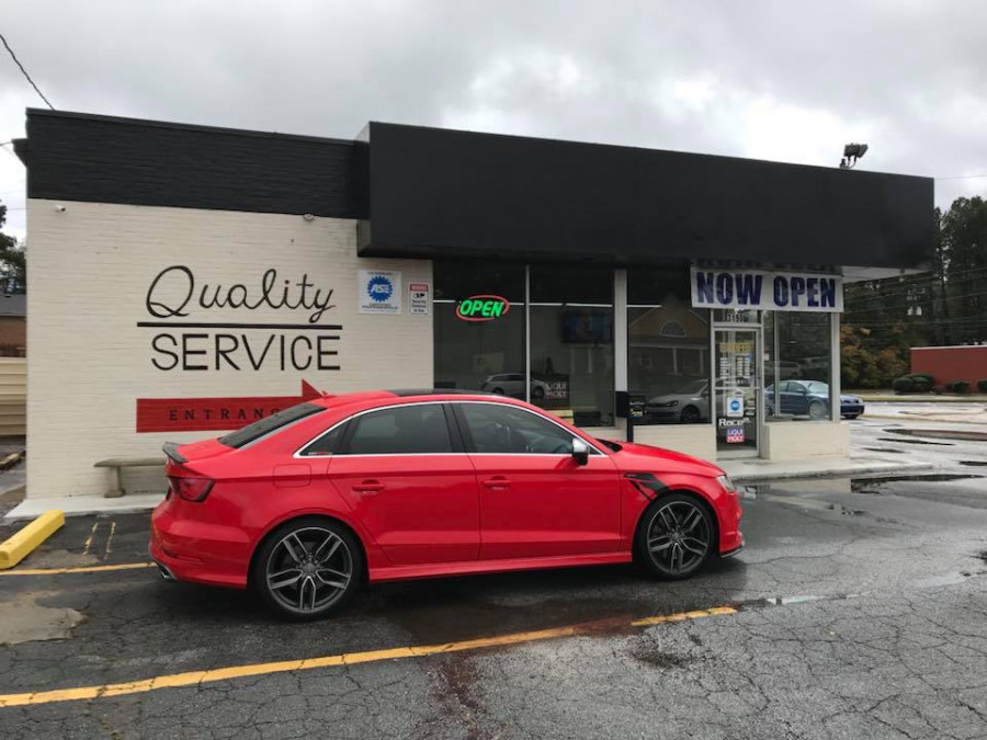 Audi Repair By Eurofed Automotive Duluth In Duluth Ga