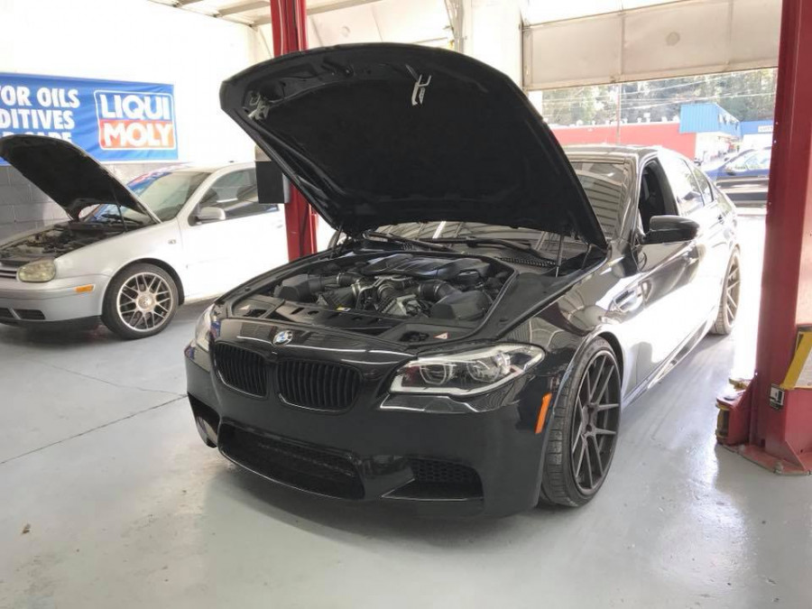 BMW Repair - Eurofed Duluth