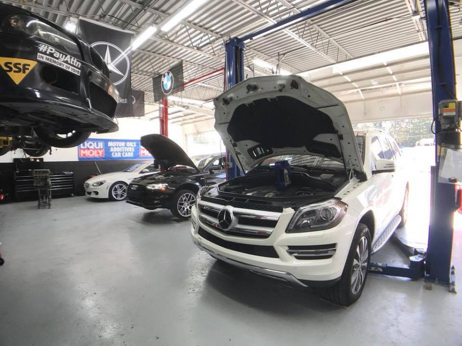 Mercedes Repair - Eurofed Duluth