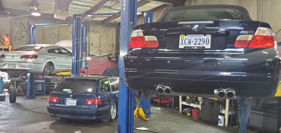 Our clients trust us to maintain their European vehicles and keep them running smooth for many years of enjoyment.
