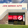 Jim's German Auto - Independent Mercedes-Benz repair shop near Import Automotive