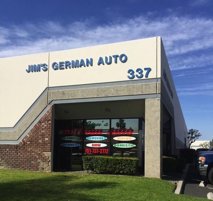 Mercedes benz repair by jim 39 s german auto in corona ca for Mercedes benz of anaheim hills
