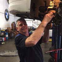 Frank, Lead Technician at Jim's German Auto in Corona, CA
