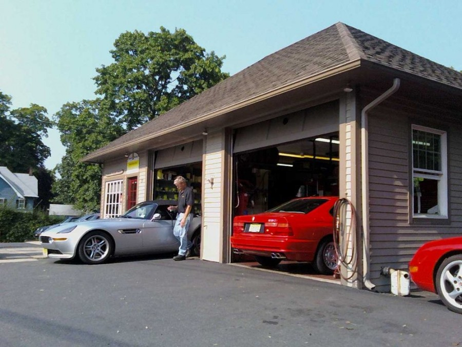 Porsche Repair By Oldwick Village Garage In Oldwick Nj Pcarshops