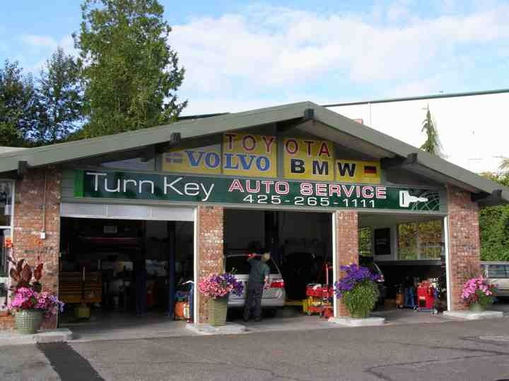Summer at Turn Key Auto Service