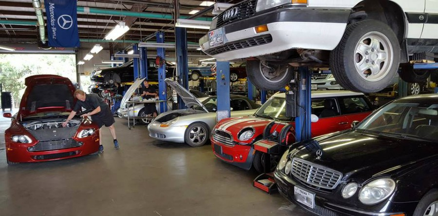 Mini Cooper Repair By Autoworks In College Station Tx