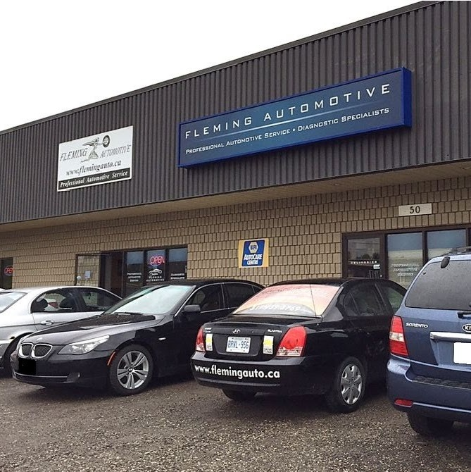 BMW Repair By Fleming Automotive In Brantford, ON