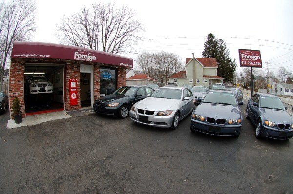 Bmw Repair By Foreign Motorcars In Quincy Ma Bimmershops