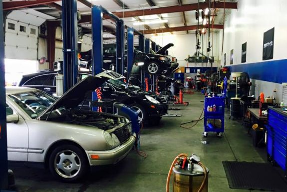 Bmw Repair Shops In Greenville Sc Independent Bmw Service In