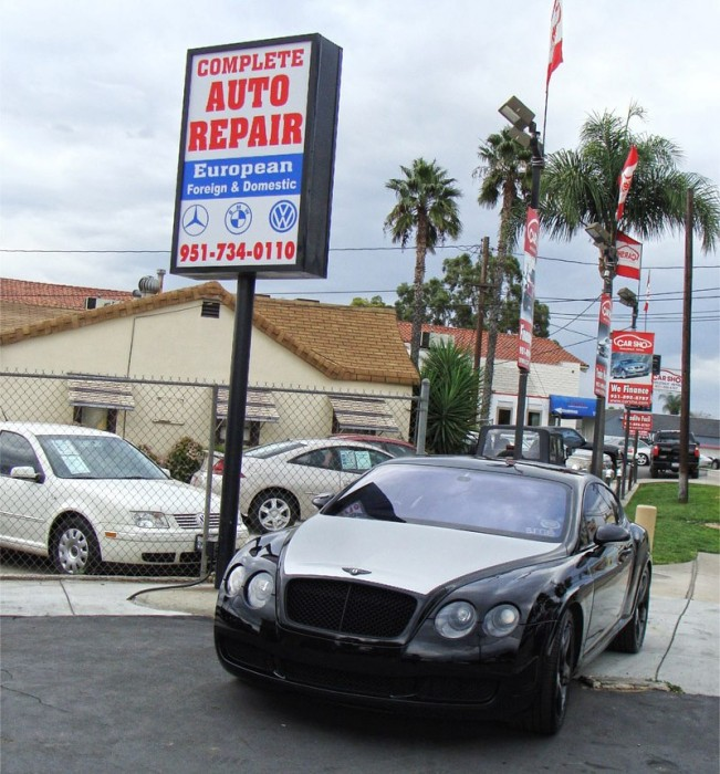 BMW Repair By Precision Import Auto Repair In Corona, CA