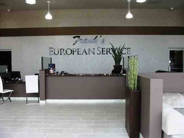 Frank's European Service Office