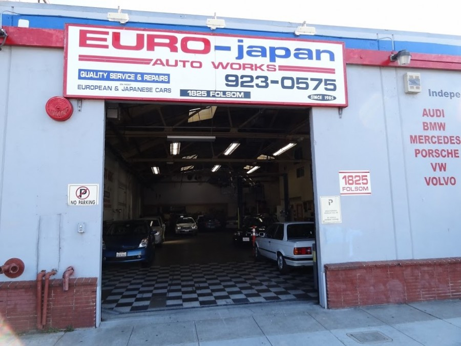 BMW Repair Shops In San Francisco CA Independent BMW Service In - Audi san francisco service
