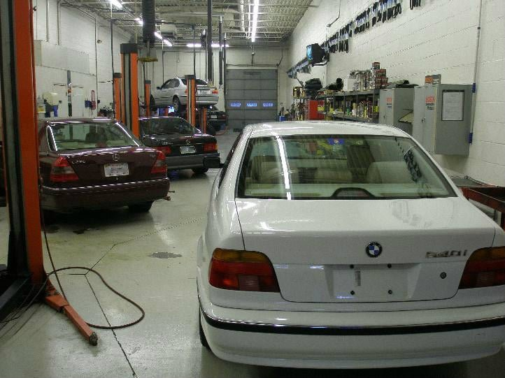 Mercedes benz repair by executive foreign car service in for Mercedes benz northern virginia