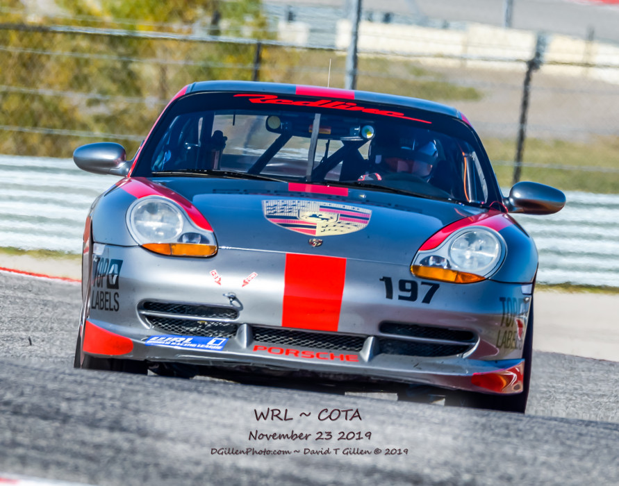 Racing at COTA with WRL 14 hour enduro