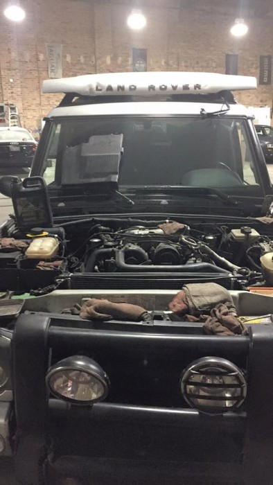 Land Rover Repair By Wizard Werks In Chicago Il Lrshops