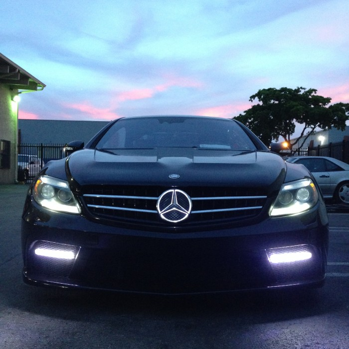 lluminated Front Star CLS