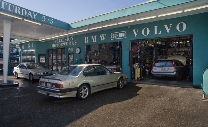 Volvo Repair by Precision Motorworks in Seattle, WA | VolvoMechanics