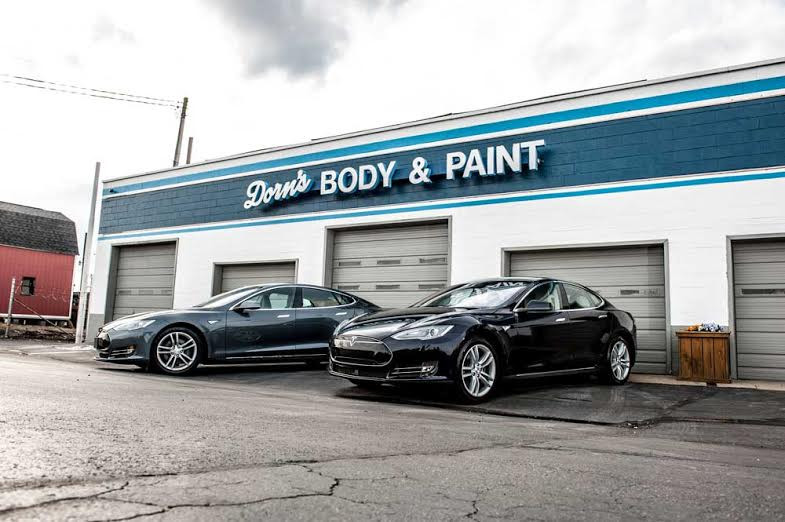 Mercedes Benz Repair By Dorn S Body Amp Paint In