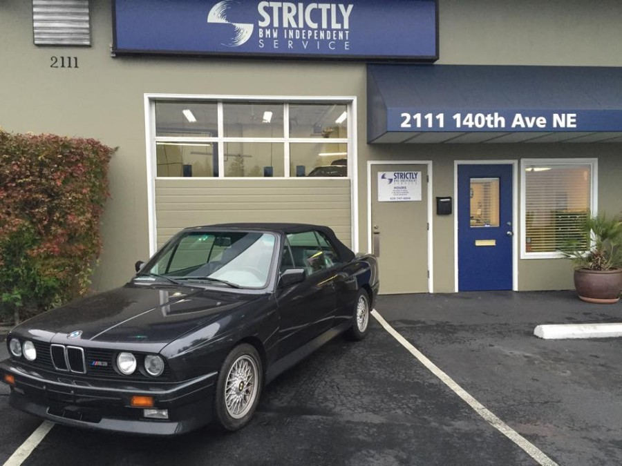 BMW Bellevue Service >> Bmw Repair By Strictly Bmw In Bellevue Wa Bimmershops