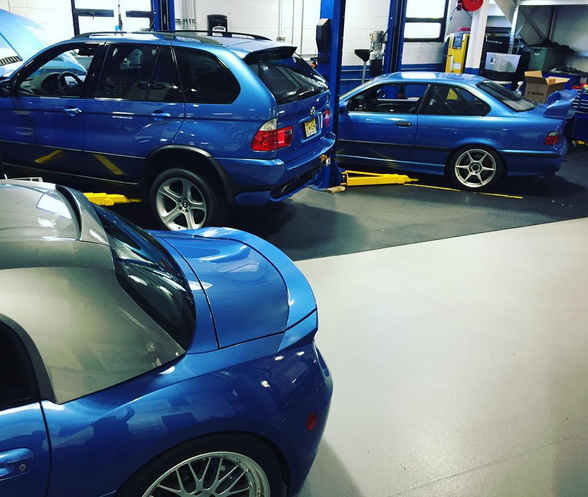 BMW Repair By Rogue Engineering In Upper Saddle River, NJ