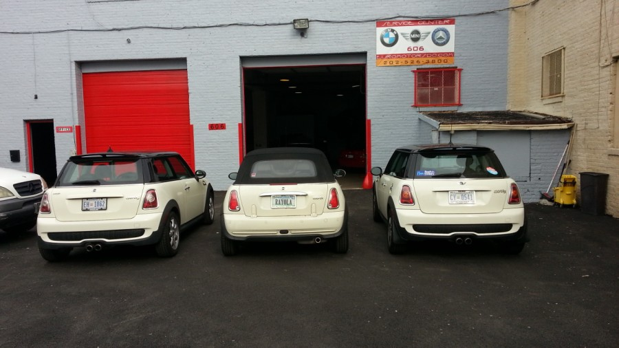 Mercedes Benz Repair Washington Dc >> Mini Cooper Repair by European Service Center in ...