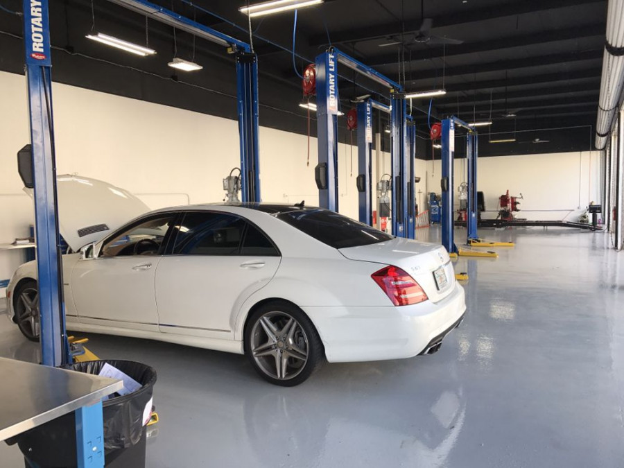 mercedes benz repair by debold automotive san diego in