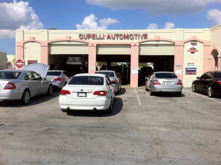 Mercedes benz repair by cupelli automotive in lake worth for Mercedes benz mechanic miami