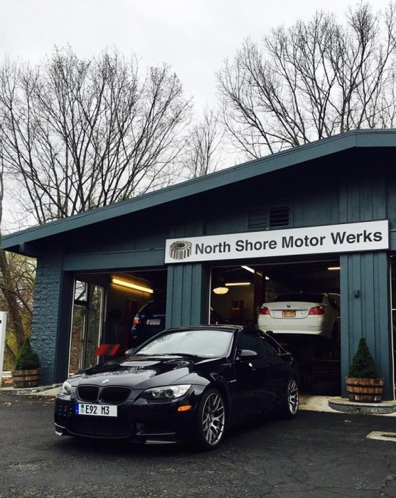 Bmw Repair By North Shore Motor Werks In Peabody Ma