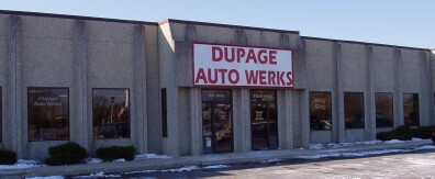 Mercedes benz repair by dupage auto werks in west chicago for Mercedes benz chicago service