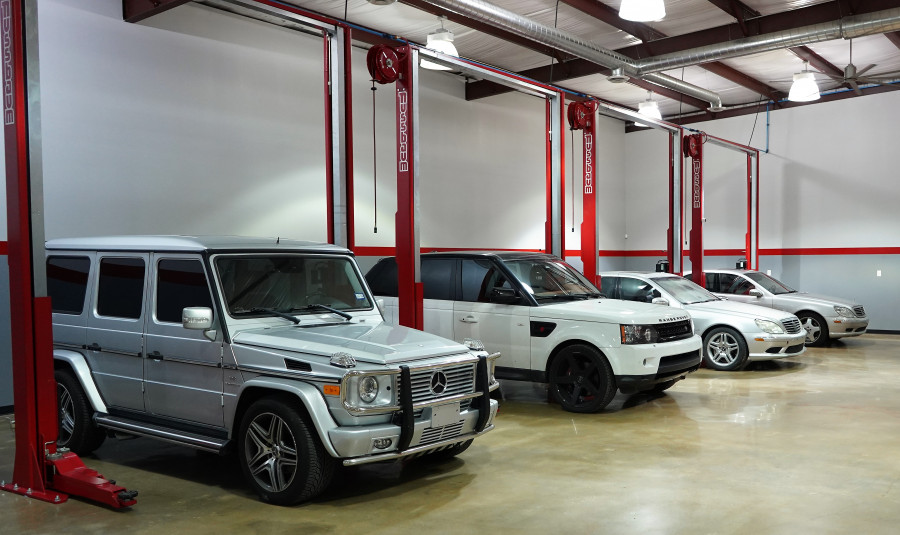 CarYogi Mercedes Benz Service and Repair