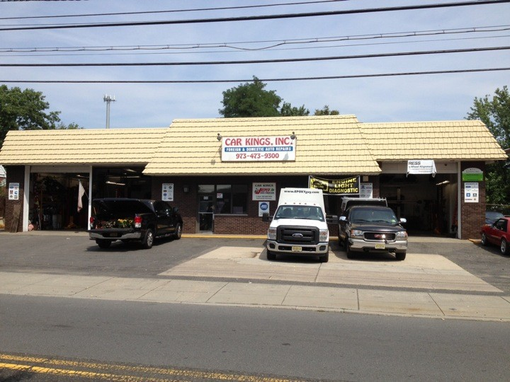 Mercedes benz repair by car kings in wallington nj for Mercedes benz hours of operation