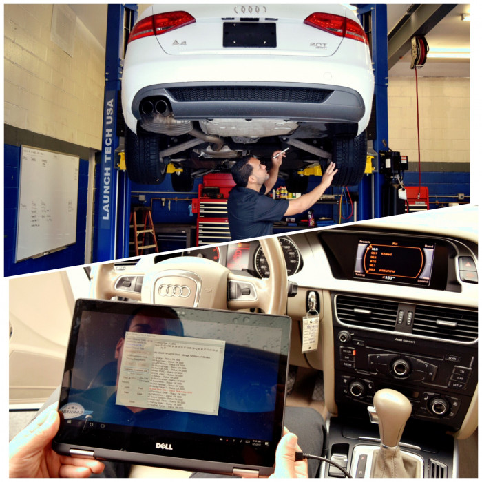 We combine old-fashioned attention to detail with the latest tech to provide top-notch car care.