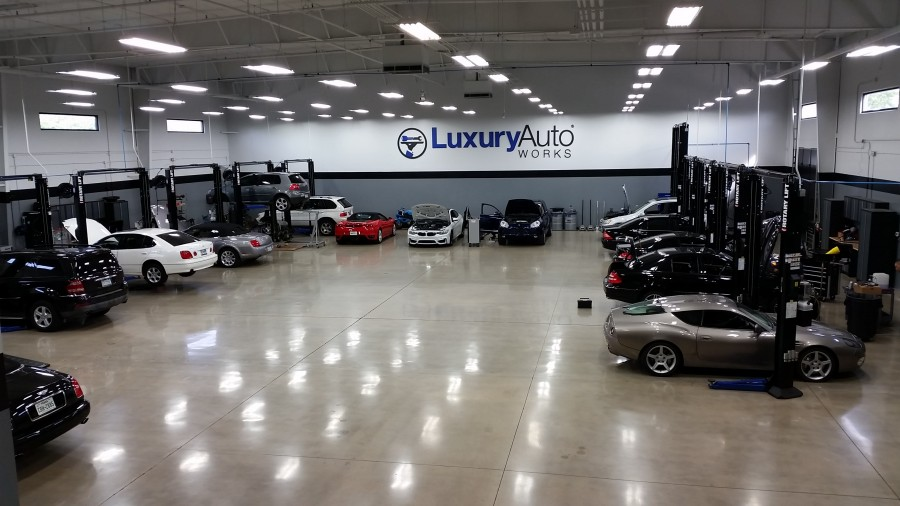 Bmw Repair By Luxury Auto Works In Austin Tx Bimmershops
