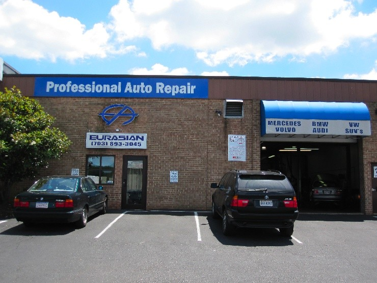Mercedes-Benz Repair by Eurasian Service Center in Tysons ...