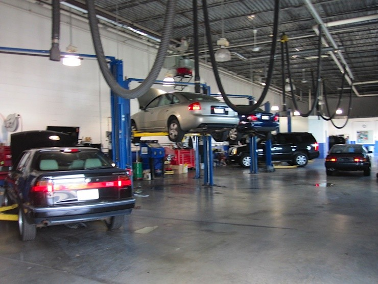 Mercedes Benz Of Tysons >> BMW Repair by Eurasian Service Center in Tysons Corner, VA ...