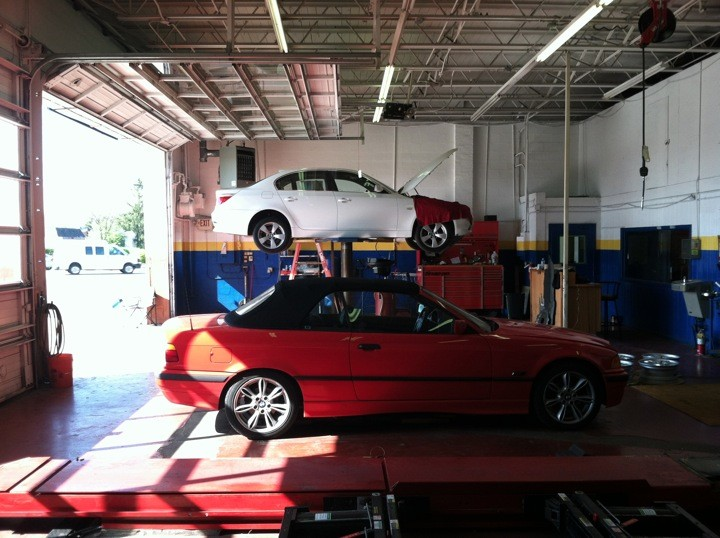 Mini Cooper Repair By Europa Auto Care In Parma Heights