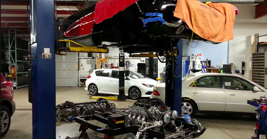 Audi Repair By Sjm Autowerks In Lake In The Hills Il