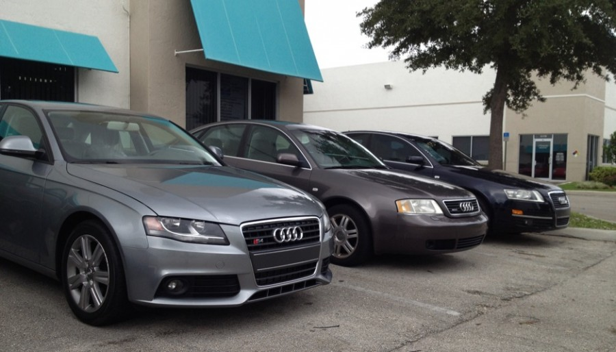 Audi Repair By Foreign Affairs Motorsports In Pompano