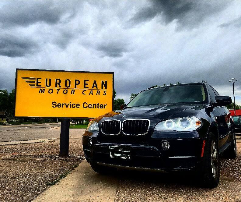 bmw repair by european motor cars in fort collins co