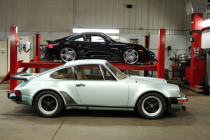 Porsche Repair By Cantech Automotive In N Syracuse Ny