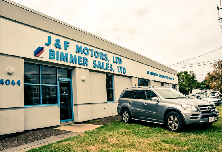 Mercedes benz repair by j f motors in arlington va for Mercedes benz mechanic miami