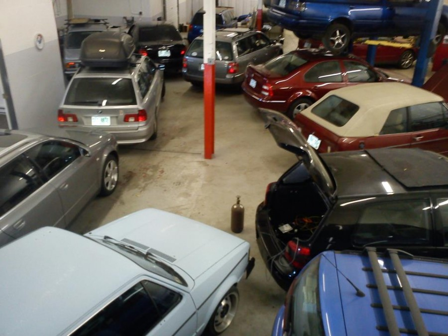 Bmw Repair By German Autowerks In Concord Nh Bimmershops