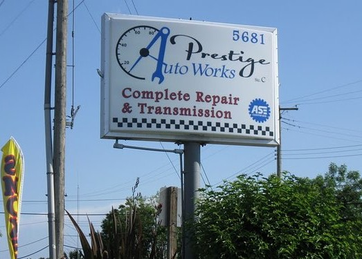 Mercedes benz repair by prestige auto works in sacramento for Mercedes benz service sacramento